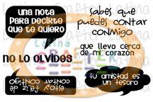 Frases en Español (2 x 3) - Estos sellitos van muy bien con los retos de sketch de #LatinaCrafter ya quiero probarlos!