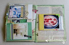 instafaves mini book « Heidi Swapp