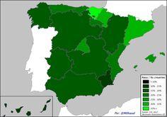¿CUÁNTOS ATEOS HAY EN ESPAÑA?