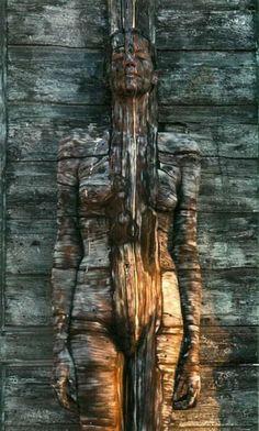 Beautiful body art!
