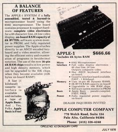 Before Apple was cool: Vintage ads reveal the iPhone maker's first forays into advertising Apple Ii, Apple Advertising, Creative Advertising, Magic Johnson, Larry Bird, Steve Jobs, Vintage Humor, Vintage Ads, Funny Vintage