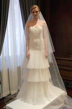 Stunning Wedding Gowns at Bridal Fashion Week | PressRoomVIP - Part 11