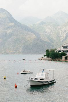 Boka Bay is the most beautiful place to see in Montenegro!