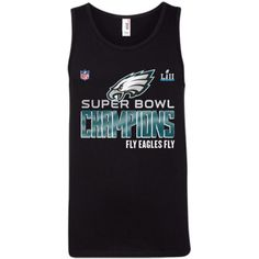 NFL Superbowl Champions Fly Eagles Fly Tank Top - Shop Freeship US  Clothing 6d6e26037