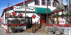 Apple Shed Restaurant in Tehachapi CA