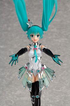 VOCALOID Figure Hatsune Miku Append