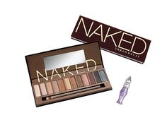 Urban Decay Cosmetics Naked palette is a must-have! We love this set from Macy's that includes a travel size eye shadow primer potion (a fave of mine!) CANNOT wait for Naked 3!