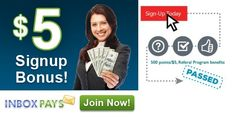 Get this on only one sign-up and get $5