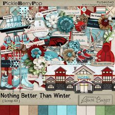 Nothing Better Than Winter By Designs by Laura Burger