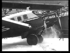 Junkers Filmdokumente - Junkers G24