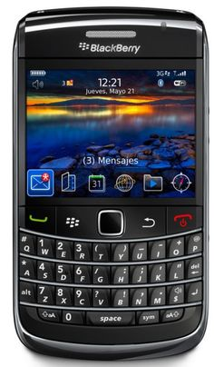 family locator blackberry bold