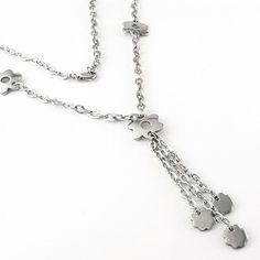 Elegantní náhrdelník Silvego z chirurgické oceli LJPG3965 Silver, Jewelry, Fashion, Moda, Jewlery, Jewerly, Fashion Styles, Schmuck, Jewels