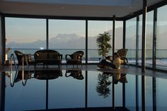 A pool with a view Givenchy, Fighter Jets, Spa, Relax, Europe, Wellness, Pure Products, Hunting, Jets
