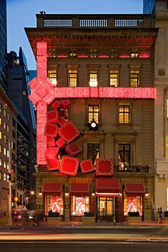 Christmas in Cartier, NYC