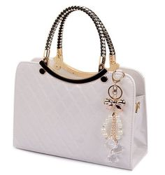 Cheap bag owl, Buy Quality bag cell directly from China bag macbook Suppliers: brand bag cute tote 2017 New Fashion Designer Large PU Leather Tote Shoulder Bag Handbag Ladies Messenger chain plaid Fashion Handbags, Purses And Handbags, Fashion Bags, Leather Handbags, Leather Bag, Patent Leather, Hermes Handbags, Fashion Ring, Style Fashion