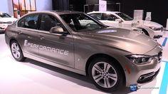 2017 BMW 330e eDrive iPerformance - Exterior and Interior Walkaround - 2...