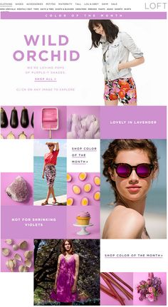 """LOFT is one of my favorite brands (not just because of the chic, comfy fashion). In the past 5 years, they've gone from """"mom clothes"""" to a retailer with meaningful, digital content and marketing aimed at professional women of all ages. Bravo to everyone at Ann, Inc. - AP"""