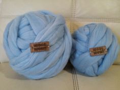 Chunky yarn.Huge skein of super chunky yarn.Super bulky yarns 100% Merino Wool.  The thickest yarn on the market. Giant yarn by woolWow by woolwow. Explore more products on http://woolwow.etsy.com