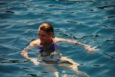 in the sea :)