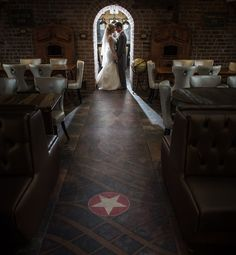 Stunning wedding at 30 James Street - the new Titanic hotel in Liverpool. Liverpool One, Champagne Bar, Wedding Venues, Wedding Ideas, Rms Titanic, Rooftop, Street, Wedding Reception Venues, Wedding Places