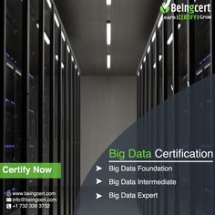Cloud Computing, Big Data, Certificate, Foundation, Knowledge, Tools, Detail, Business, Instruments