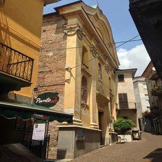 Chiesa di Sant'Antonio Abate a Moncalvo (AT)   Scopri di più nella sezione Itinerari tematici del portale #cittaecattedrali