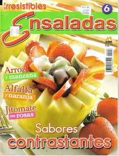 Irresistibles Ensaladas # 06 Sabores Contrastantes - Mary. XVI - Álbumes web de Picasa
