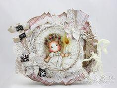Ligonberry Light Tilda / Cards by Camilla