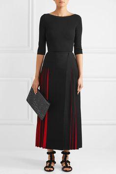 Alaïa - Stretch-knit Bodysuit - Black - FR40