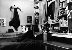 James Dean. (Dennis Stock, 1955.)