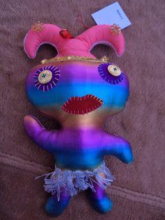 dadá, toy art, doll, delfina reis