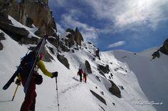 Im Aufstieg zum Lochberg