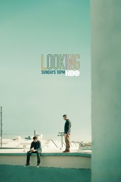 Alternative poster for HBO Looking