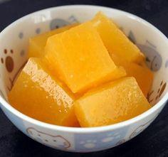 Íme a titok! Citrusos Haribo (gumicukor) házilag - Blikk Rúzs Cantaloupe, Fruit, Food, The Fruit, Meals, Yemek, Eten