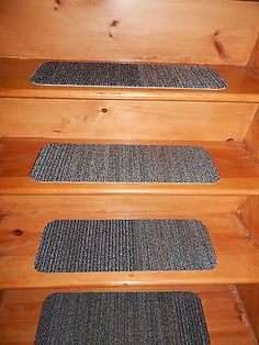 """15 Step  Indoor Outdoor Stair Treads Staircase Step Rug Carpet 8"""" X 24"""" - http://home-garden.goshoppins.com/rugs-carpets/15-step-indoor-outdoor-stair-treads-staircase-step-rug-carpet-8-x-24/"""