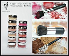 Younique Concealers!  Natural based, gluten free, contain no talc, oils or fillers.  www.youniqueproducts.com/Jess