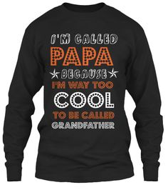 I'M CALLED PAPA - LIMITED EDITION