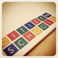 Passionate about change. http://www.citizenschools.org