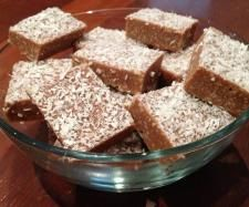Christmas Biscuits and Slices - Caramello Slice by thermomegz