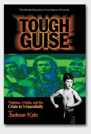 "Tough Guise (documentary) Tough Guise (82 min) explores ""the relationship between pop-cultural imagery and the social construction of masculine identities"" and highlights the damage media is doing to boys and men."