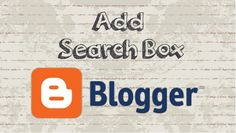 How to add search box in Blogger blog ? #video #tutorial #youtube #howtocreator #howto #tips #tricks #tech #news #online #internet #blogger #blog #website #blogspot #site #searchbox