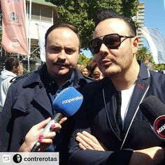 #Repost: @contrerotas  Rio Roma en la gala vecinal  #CooperativaEnViña