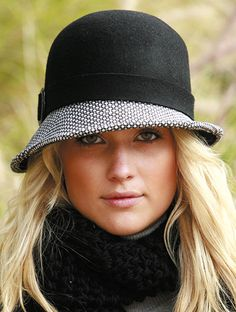 I WANT A HAT! Haven't found one that looks good on me yet…but I will!
