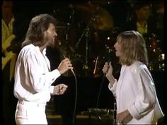 """Guilty"" with Barry Gibb (1987)"