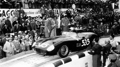 Sports Car Racing, Road Racing, Race Cars, Alfa Romeo, Ferrari Racing, Jaguar Xk, Vintage Race Car, Le Mans, Maserati