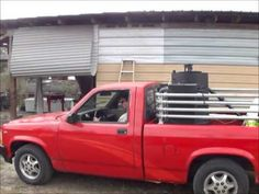 Wood Gas Sparky Lightnings Truck - YouTube