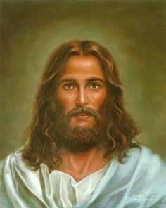 Closest portrait I could find of what Jesus looked like in my dream.