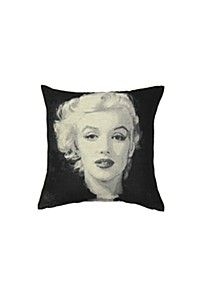 TAPESTRY MARILYN MONROE 48X48CM SCATTER CUSHION Scatter Cushions, Marilyn Monroe, Decor Styles, Tapestry, Fabric, Organize, Lounge, Content, Decorating