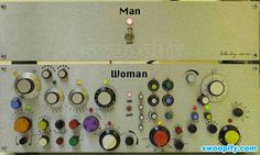 Differences Between Man & Woman #humor #lol #funny