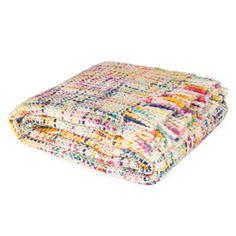 Fringes Blanket